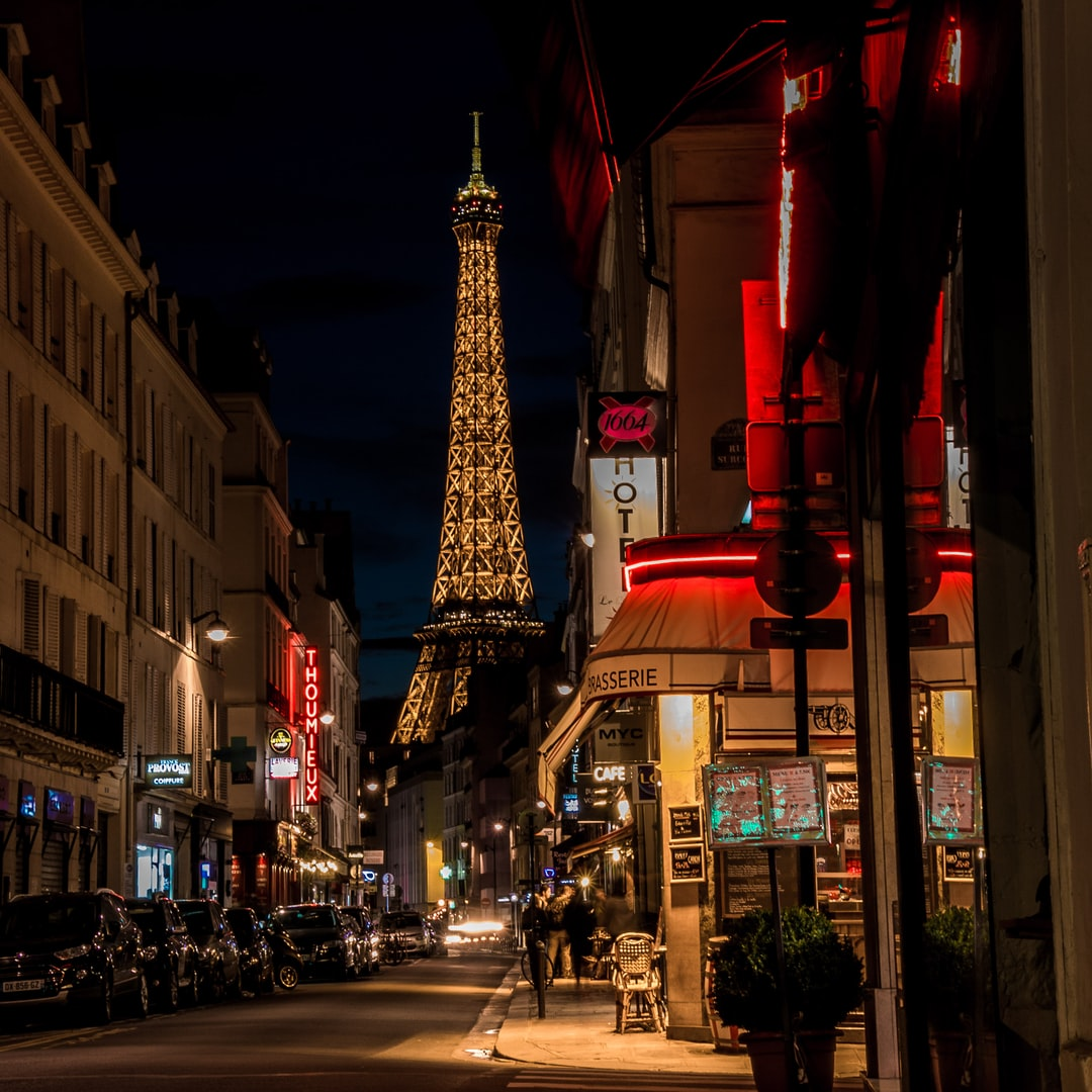 Eiffel Tower London in Eiffel Tower France