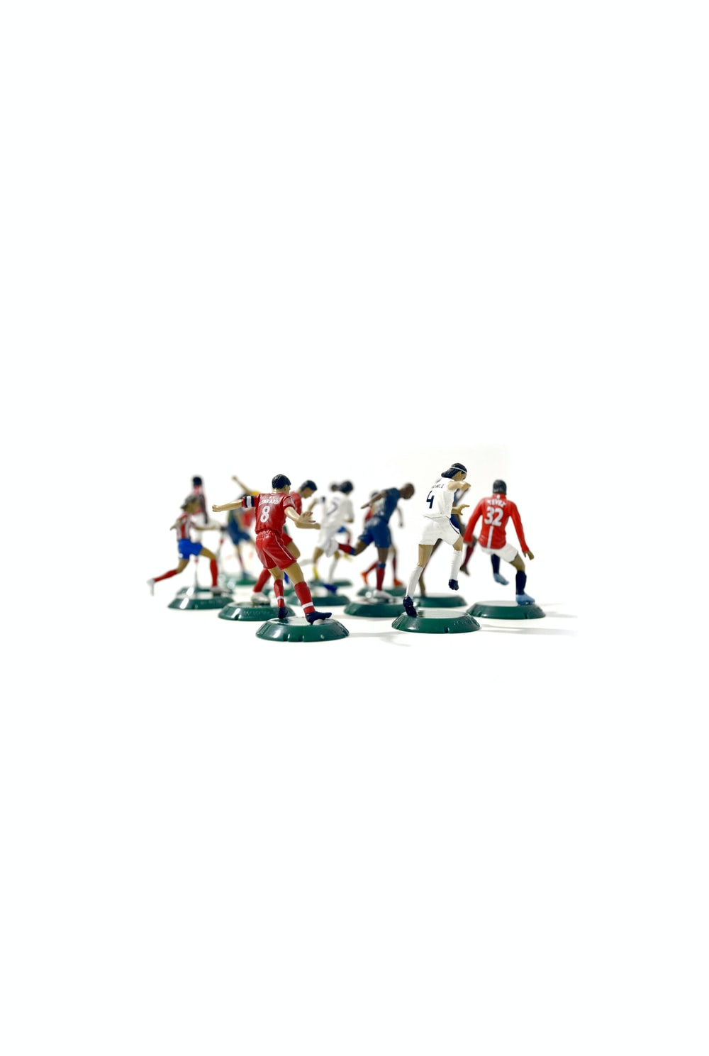 Sport character figure collection