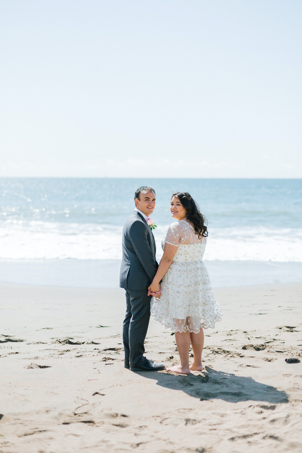 500 Beach Wedding Pictures