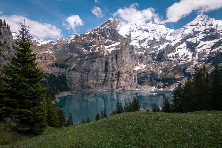 Backpacking Through the Middle East & Europe on $4600   Volume III: Switzerland