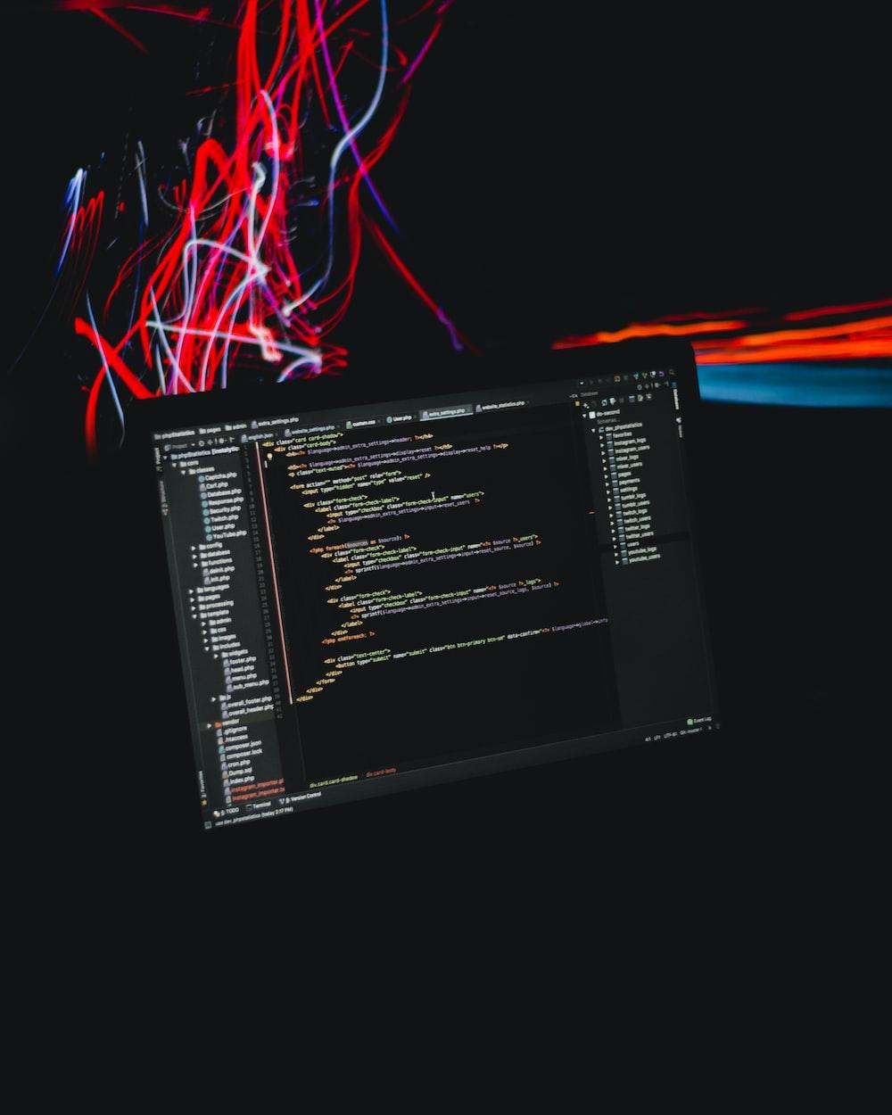 programming wallpaper 4k kopermimarlik
