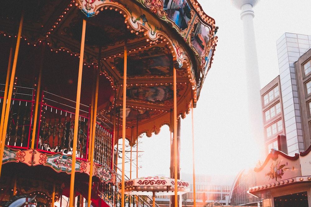 carousel outdoor