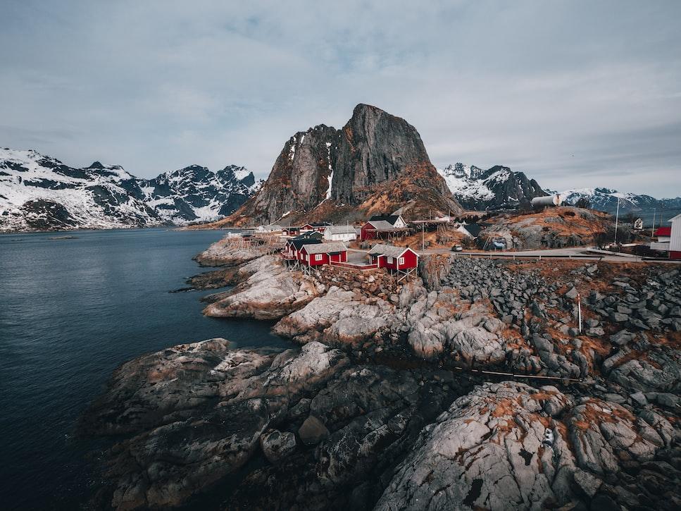 norvegia, paesi più freddi al mondo, paesi con temperature più basse