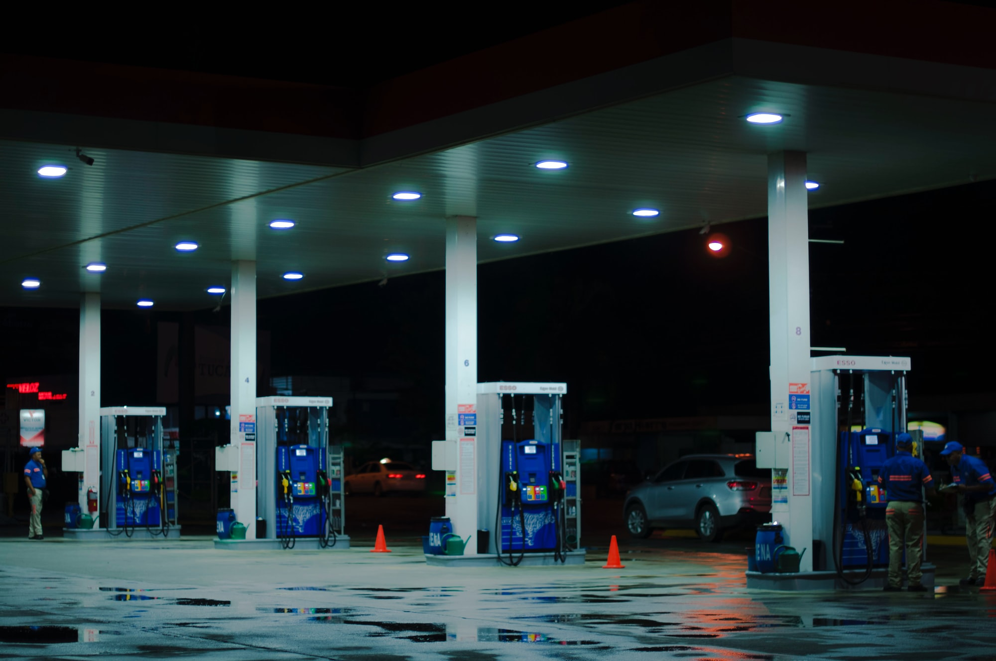 This data analytics company wants to disrupt the retail fuel industry in Africa