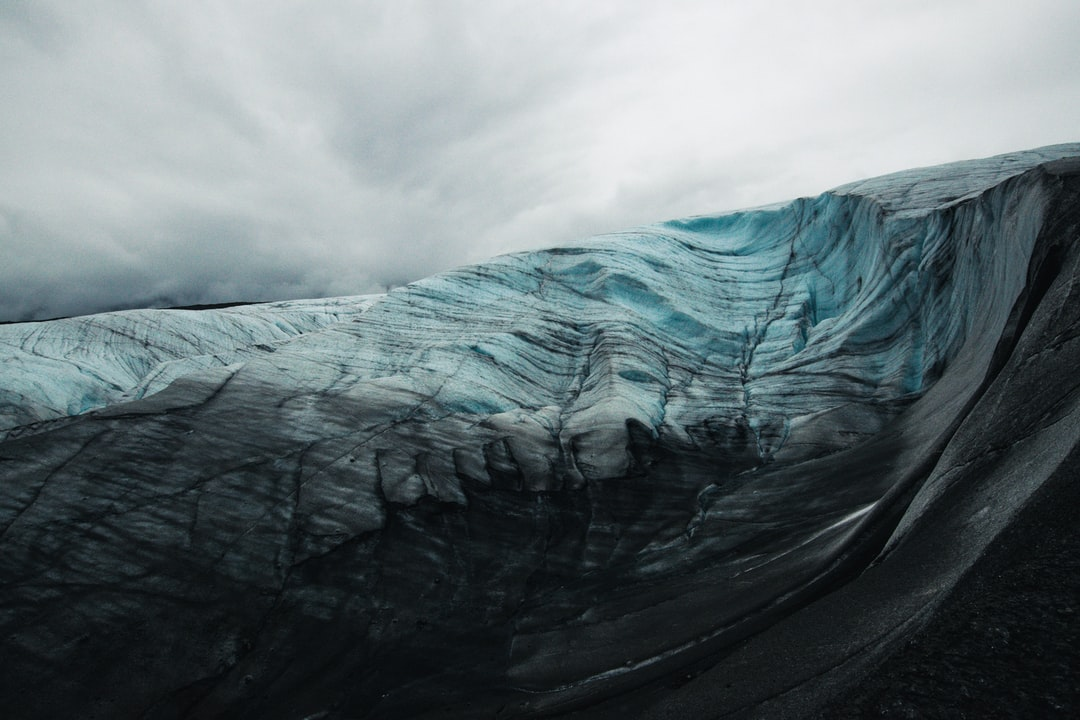 No matter how many glaciers you see, they never seem to disappoint. While trekking across Root Glacier in Wrangell-St. Elias National Park, the waves of this glacier took my breath away. The expanse of ice is jaw dropping and really drives home our size on this giant planet.
