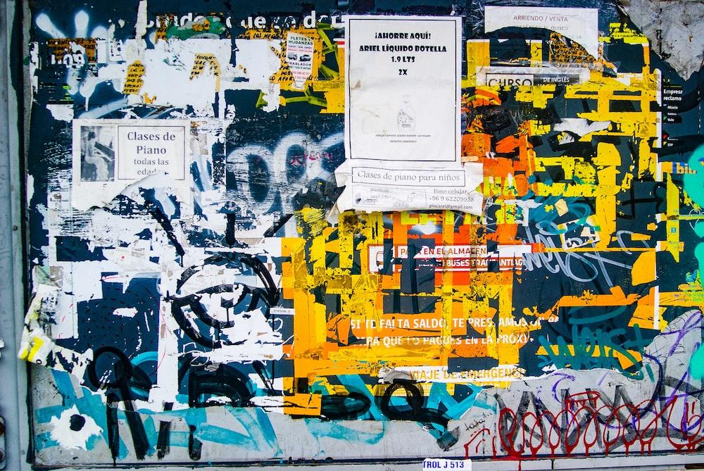 mural advertisement