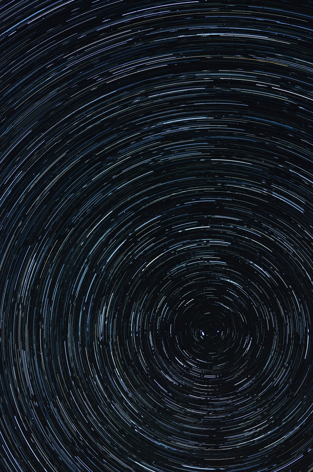 This was one of my first startrails. I took about 150 pictures and stacked all of them into one single picture which looks like this :)!