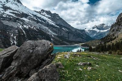 Suiza, un paraíso entre montañas