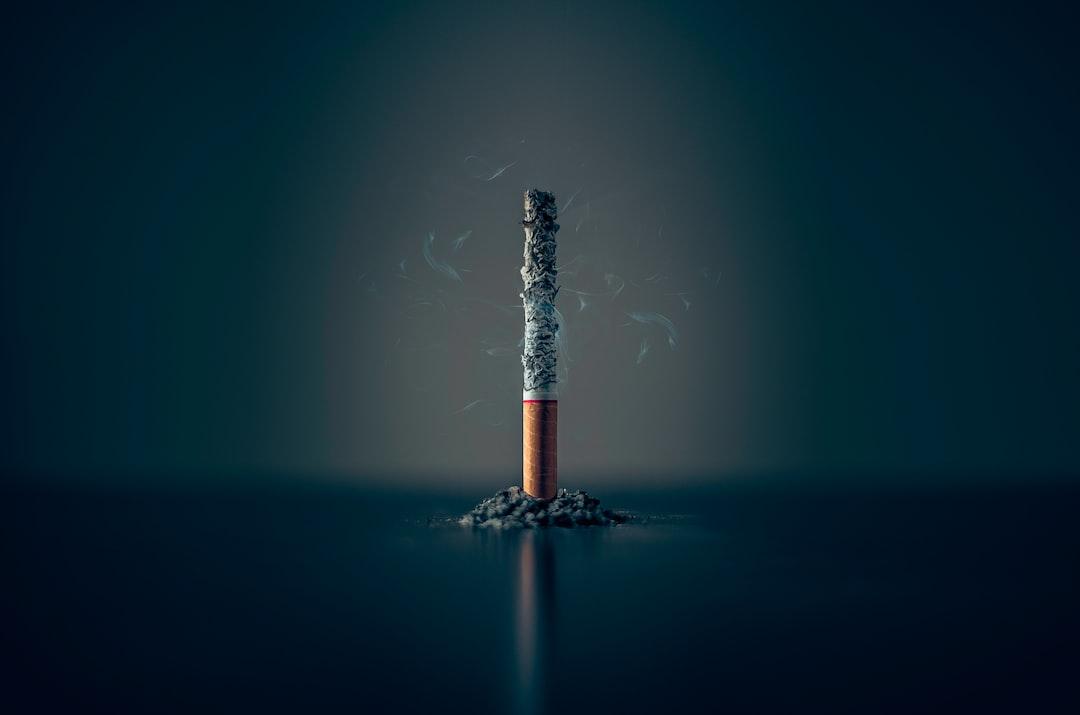 Weshalb Rauchen staatlich verboten sein sollte