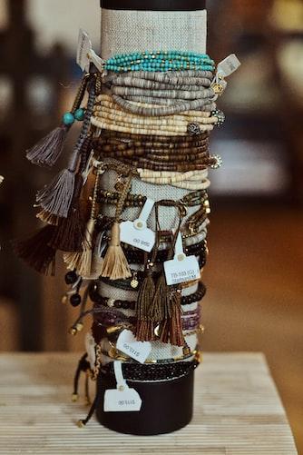 Charmed Wrapped Boho-Look Bracelet | Easy Crochet Patterns For Beginners