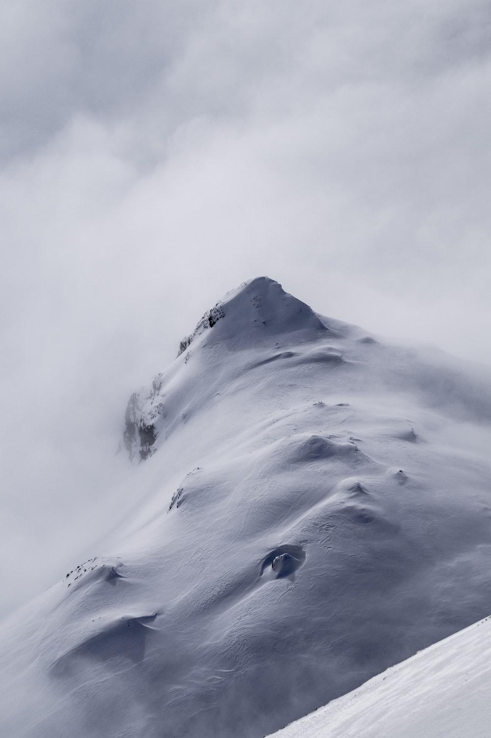 mountain alp