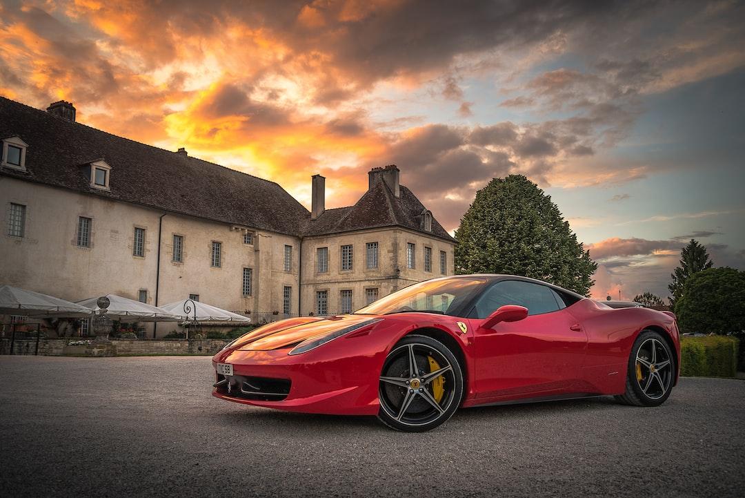 Ferrari Wallpapers Free Hd Download 500 Hq Unsplash