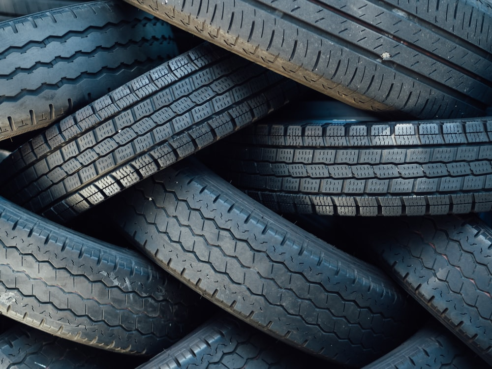 assorted verhicle tire lot
