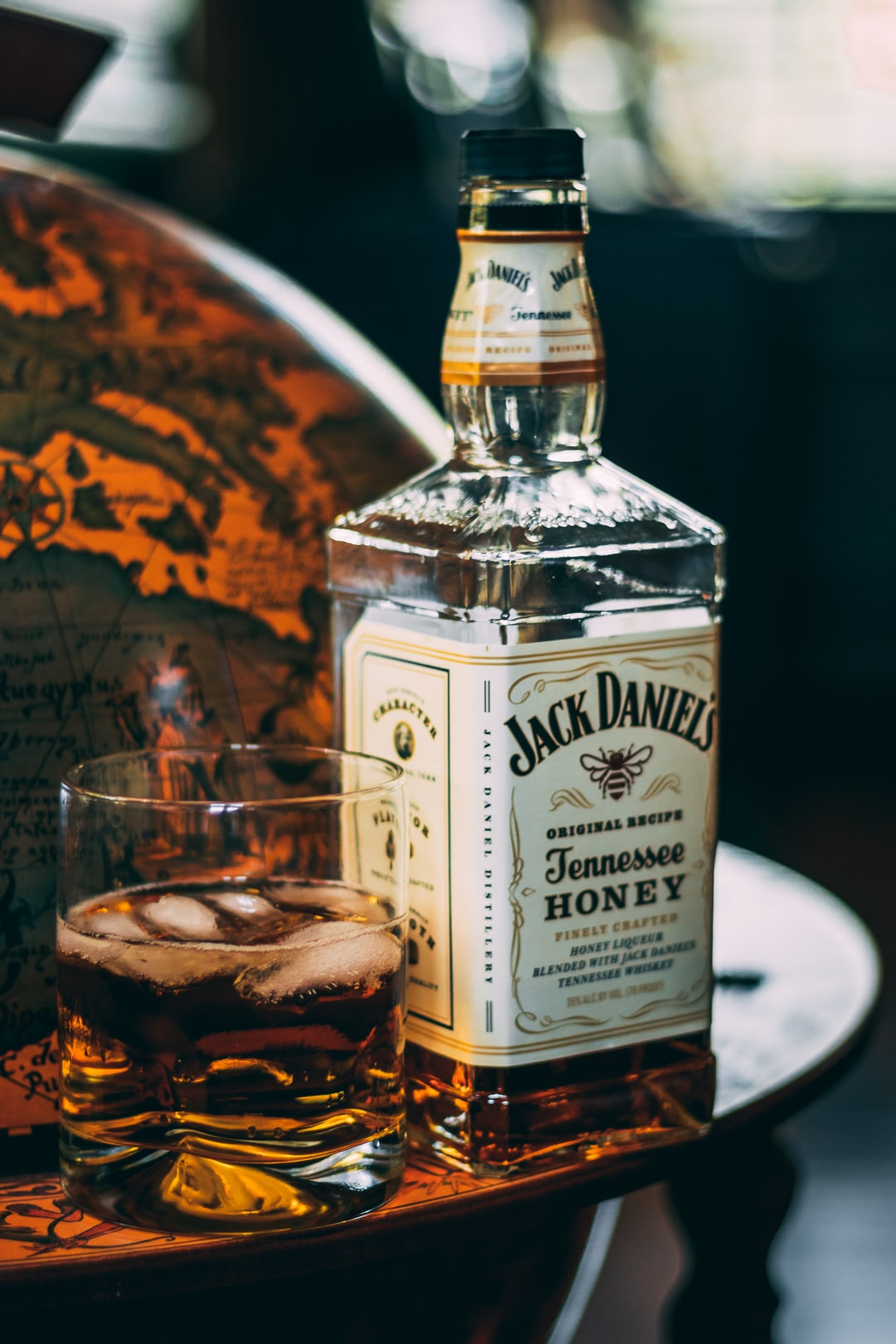 As smooth as Tennessee Whiskey