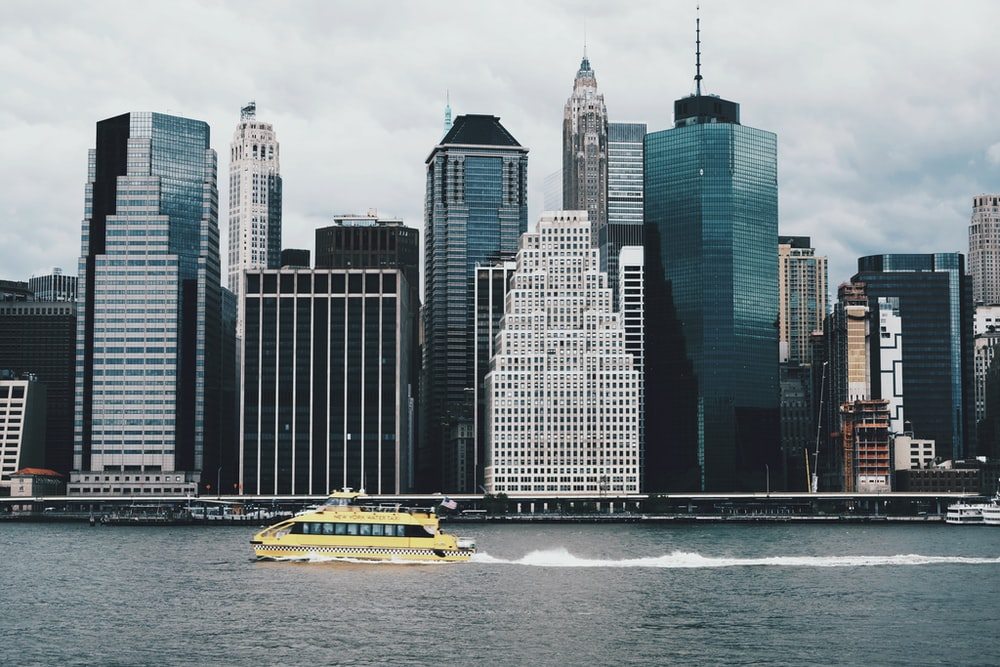 photography of New York skyline