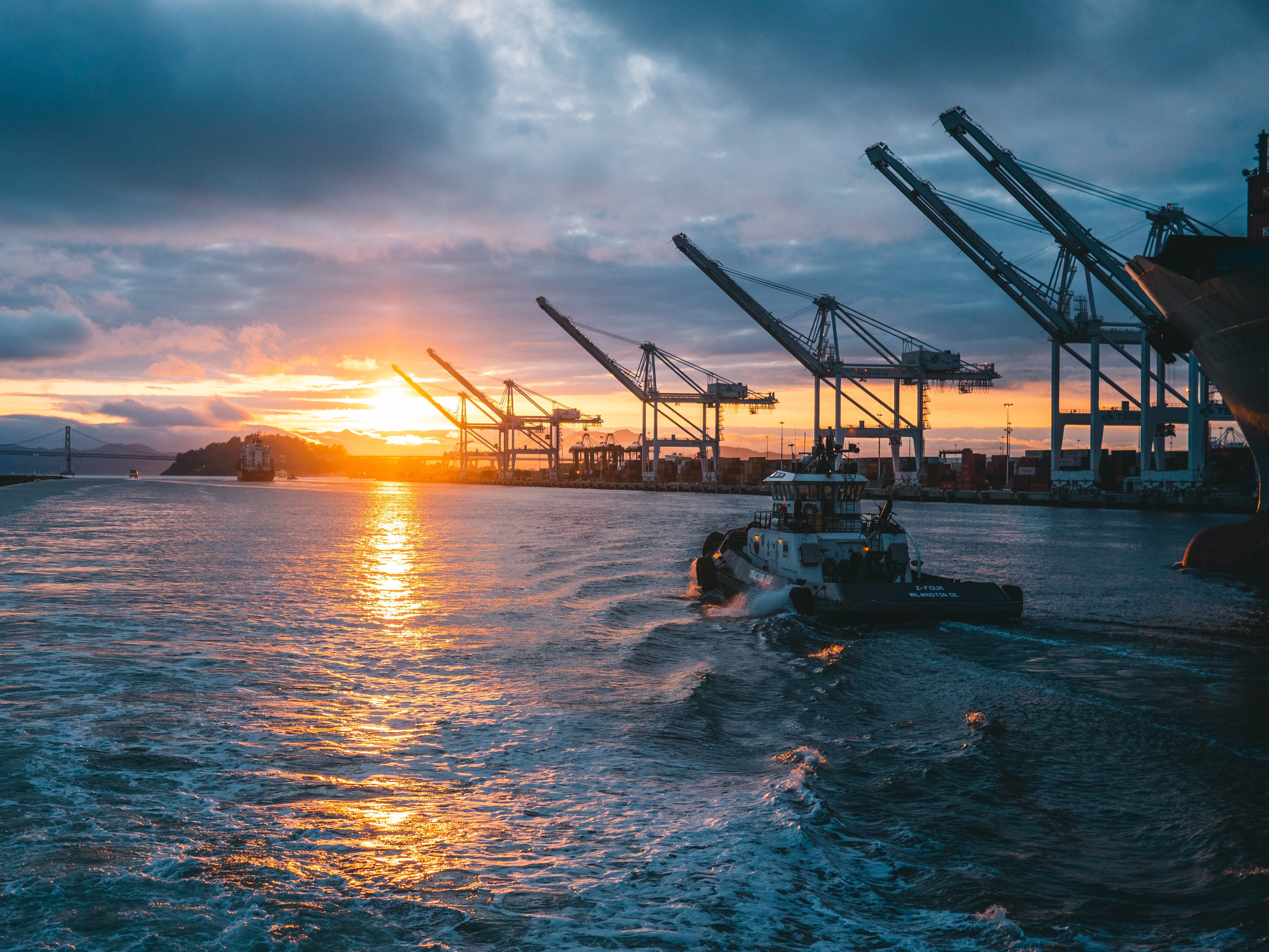 Clearing the Ports is One Step in Fixing Supply Chain