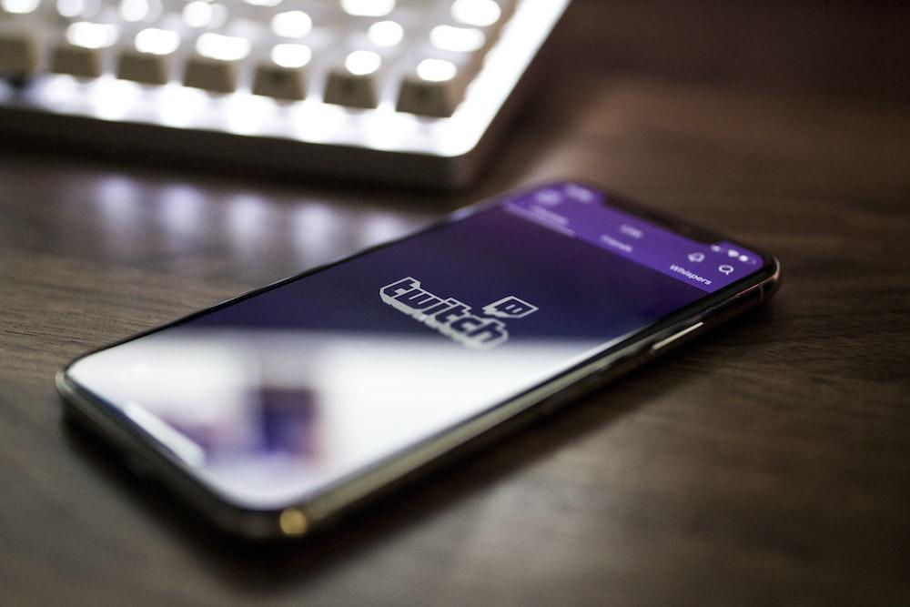 Twitch para escritores en el móvil