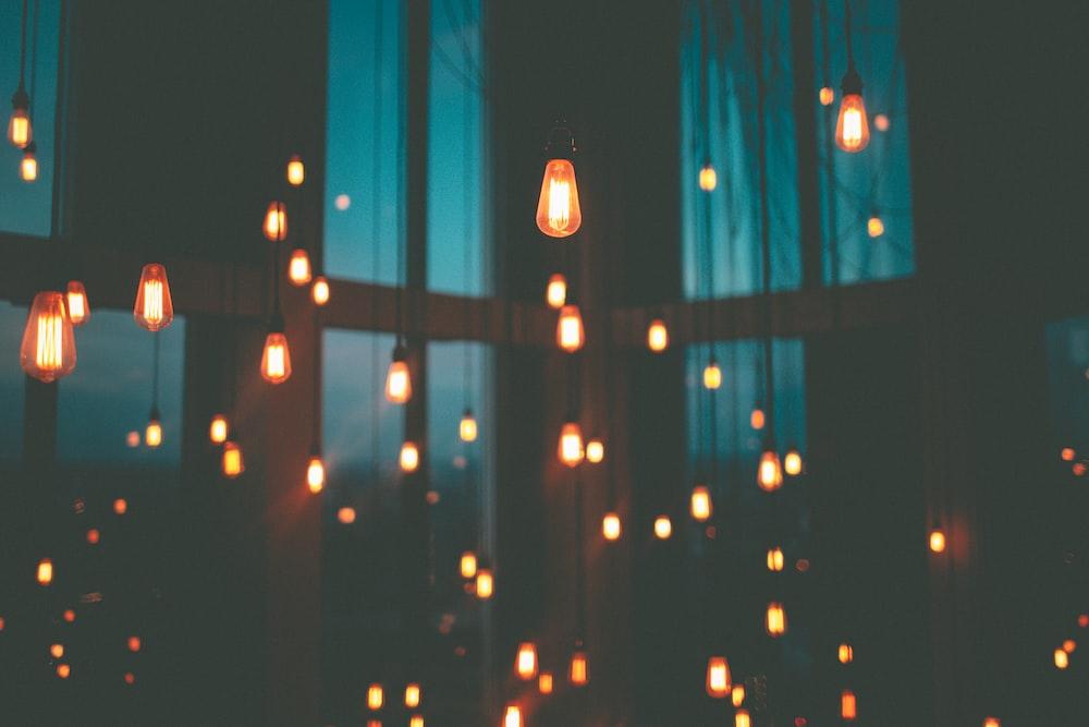 Hanging Pendant Lamps Photo Free Light Image On Unsplash