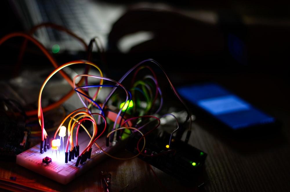 codificación de los cables eléctricos