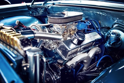 car engine bay automobile zoom background