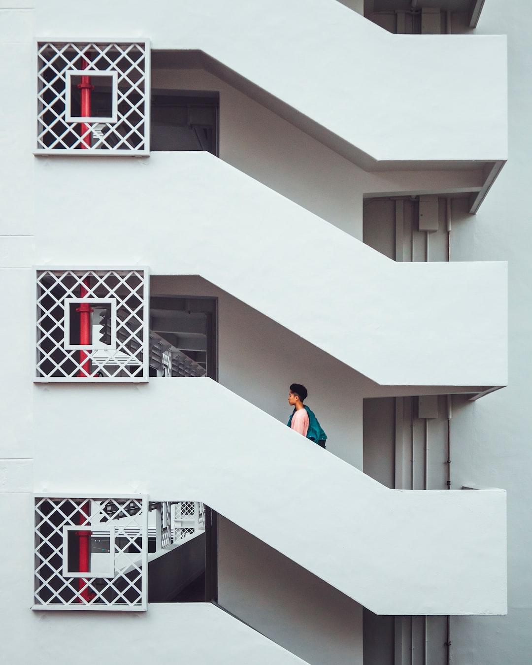 Ascending social ladders