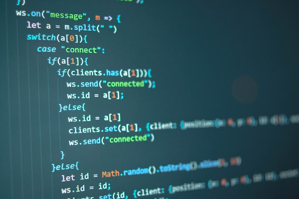 programming language illustration
