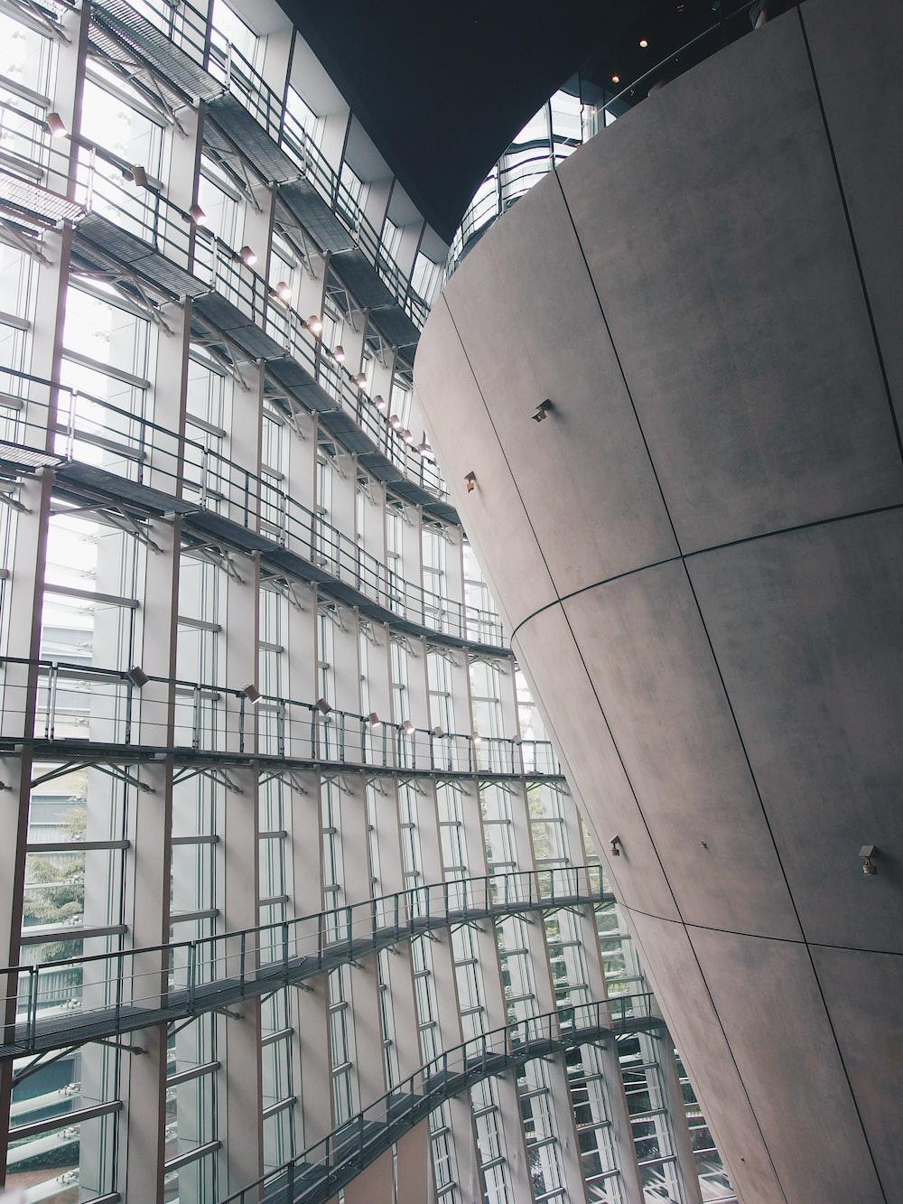 architectural photo of concrete structure