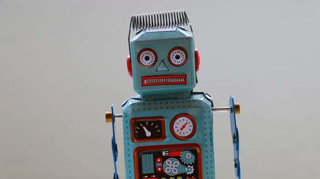 A little Robot