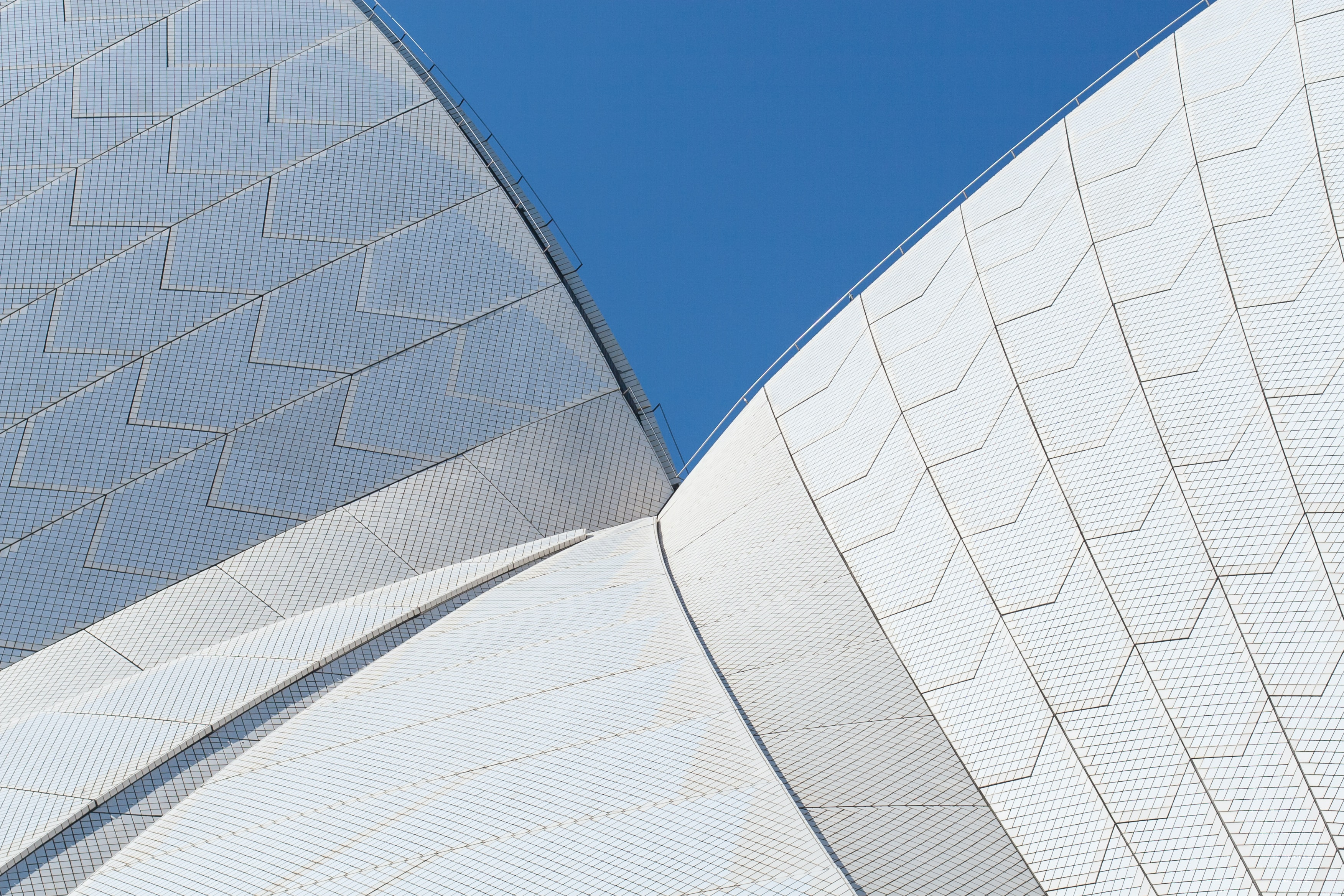 architectural photography of gray building