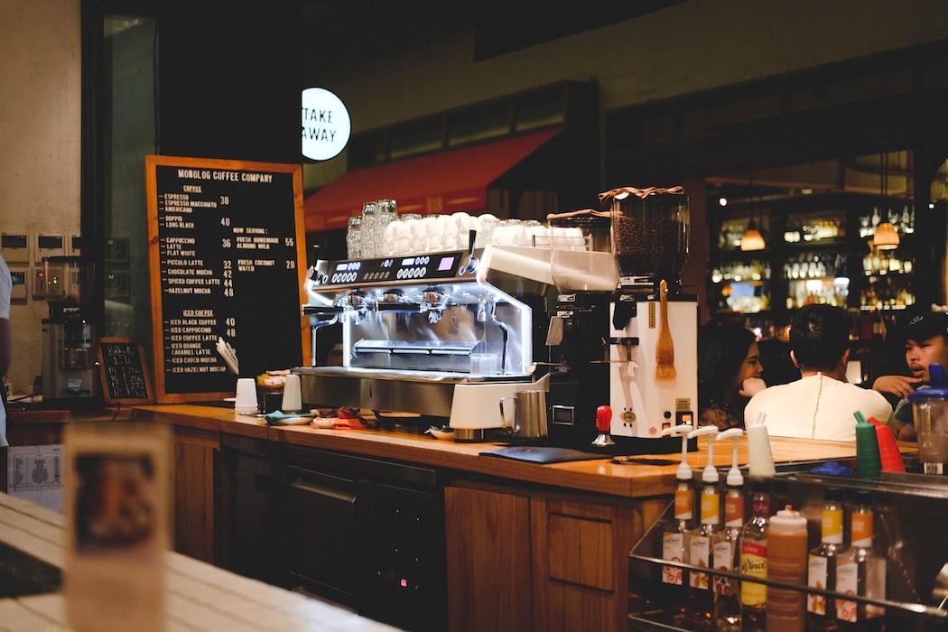 coffee shop business idea