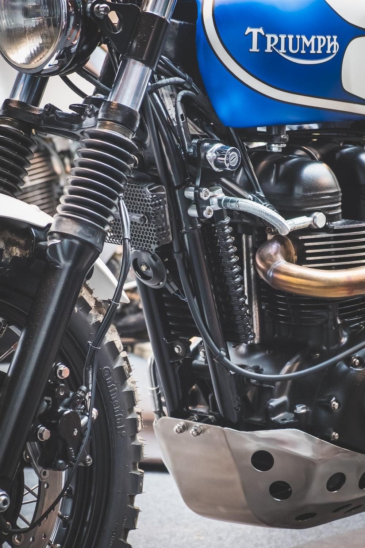 black naked motorcycle