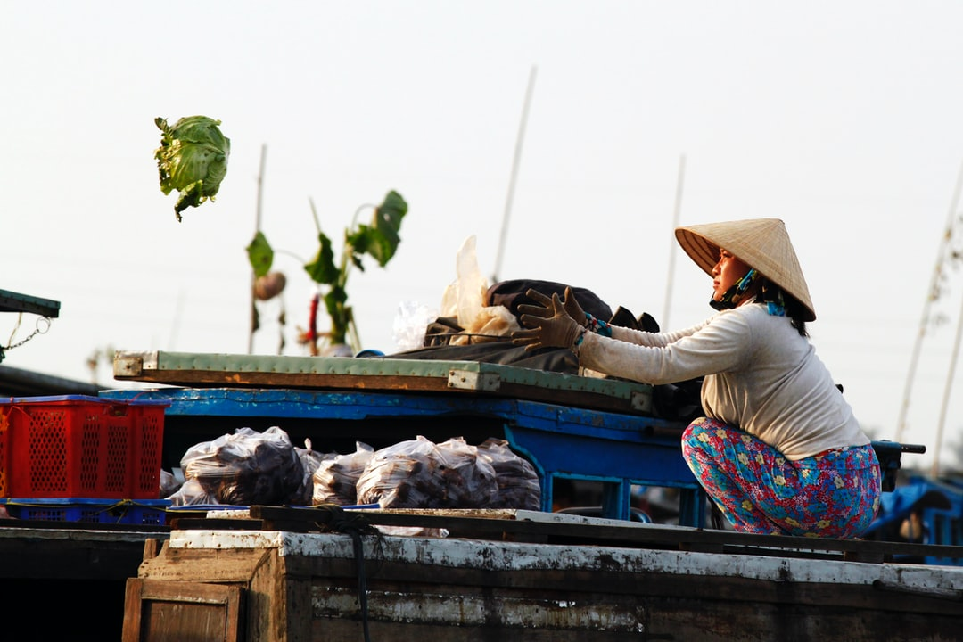 Floating Market, Flying Lettuce