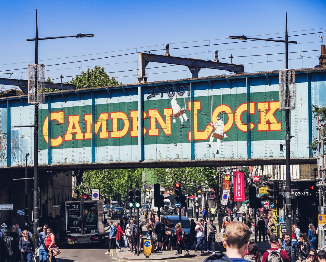 What to See, Eat, and Buy at London's Camden Market