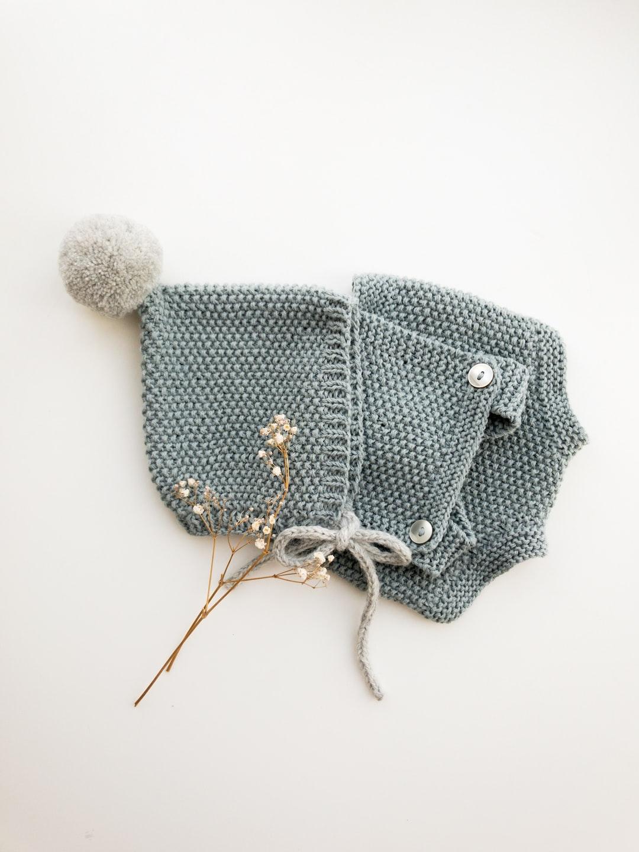 Baby boy knits