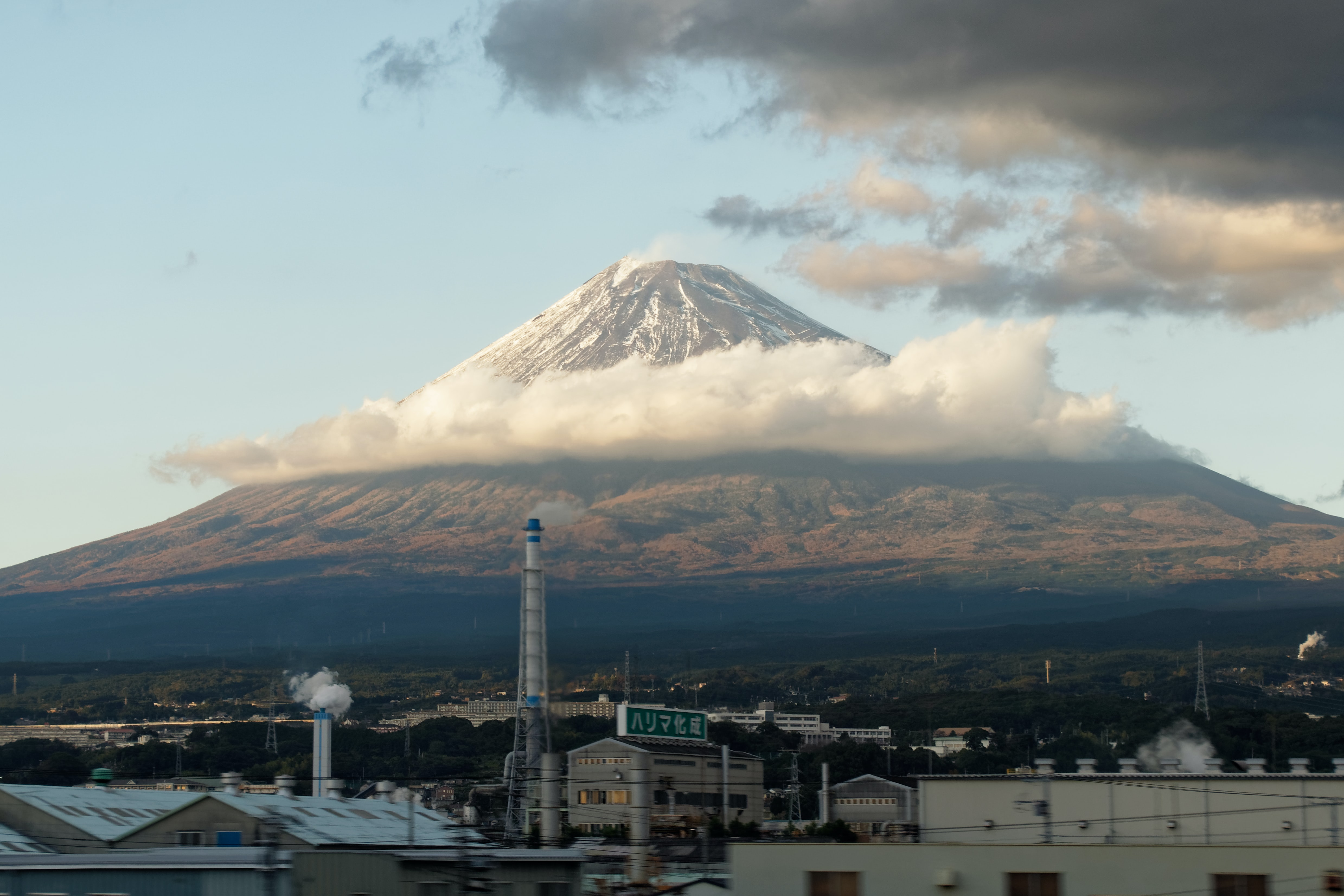 Mount Fuji during daytime