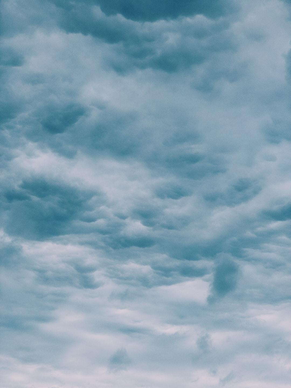 Cloudy foam
