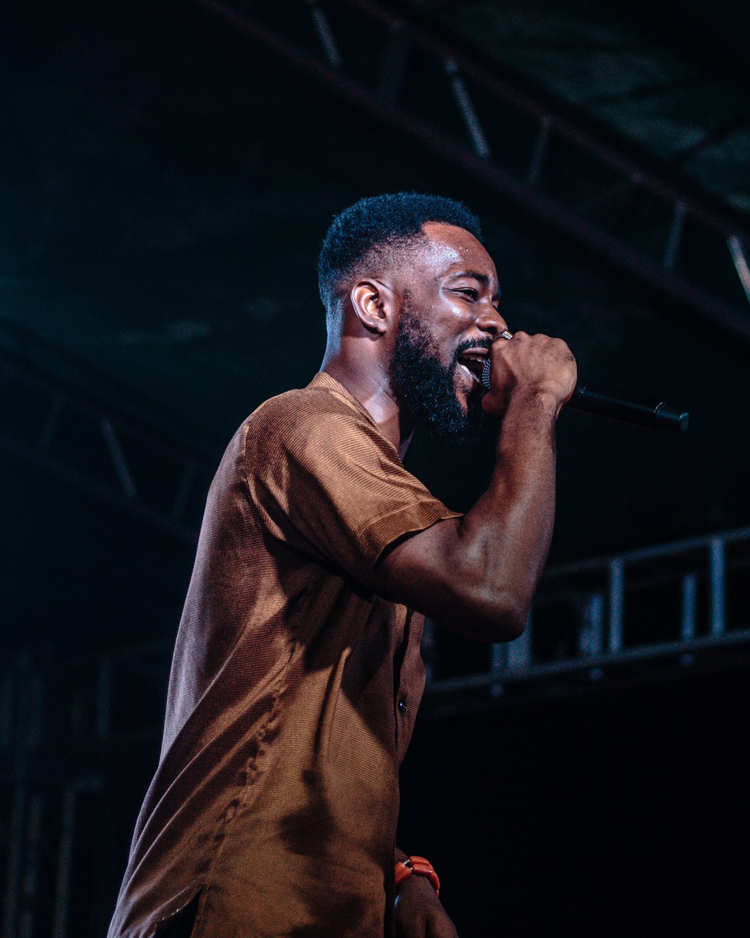 It was a night of many performances at gidifest in Lagos. The vibes were heavy and the mood was chill, perfect for getting nice concert photos.