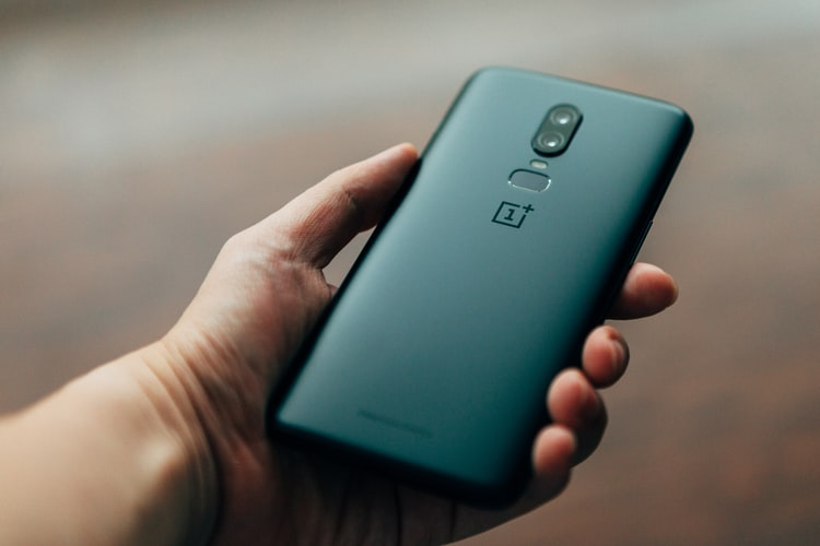 phones with the Best battery life -  OnePlus 6
