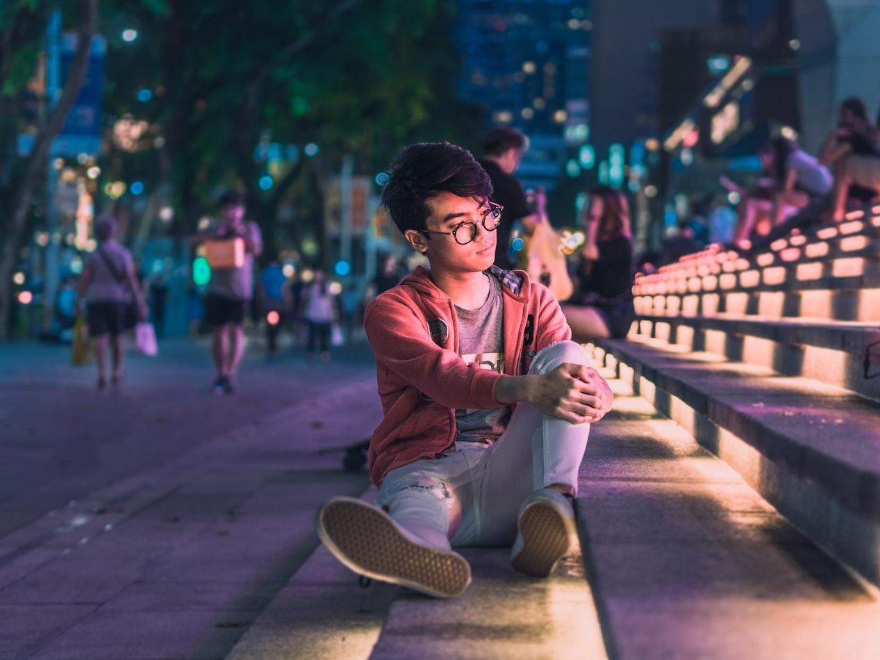 Singapura, tingkat stres yang tinggi | unsplash.com
