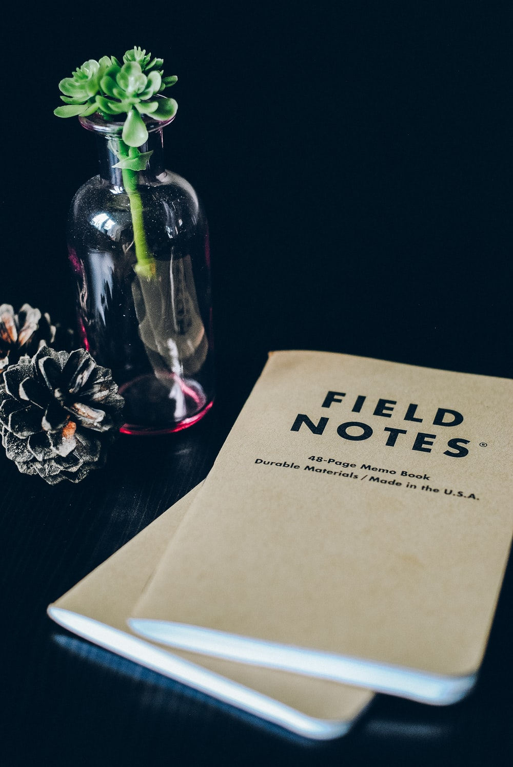 Field Notes books