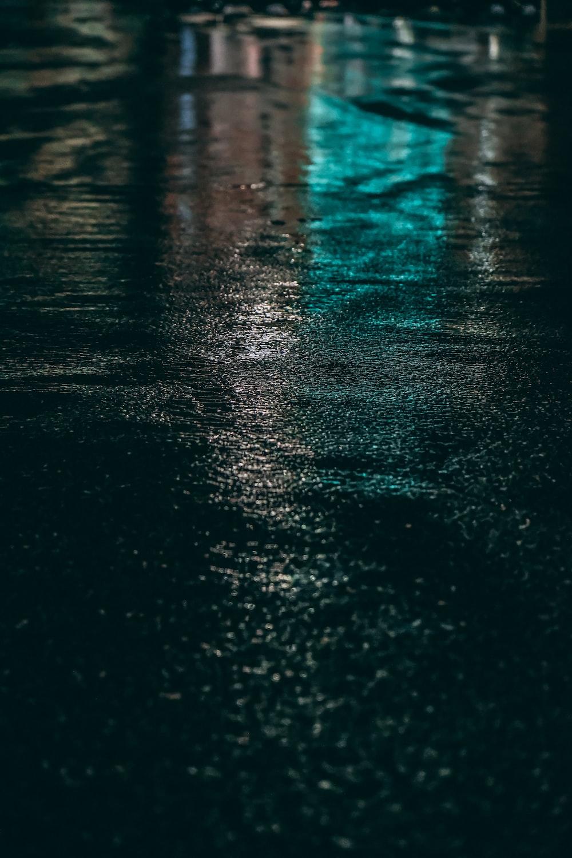 selective focus photo of gray concrete pavement
