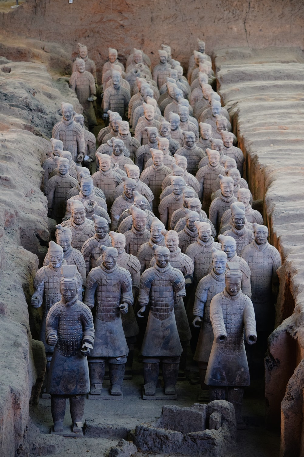 Terracotta Army statue