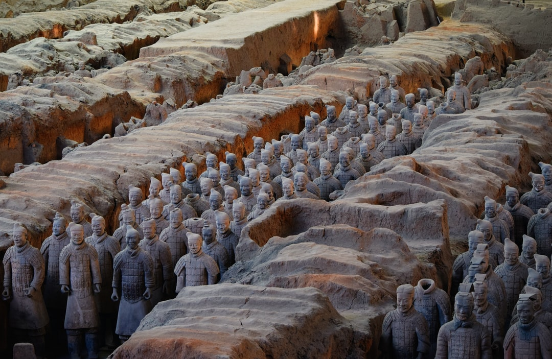 In today's world of easy access information and increasingly amazing imagery you can often be left underwhelmed when seeing something in reality, It was a plesant surprise to find the Terracotta Army did not just live up to the hype but thoroughly exceeded it, a truly awe inspiring site that they have only just scratched the surface of    The scale of the site and in particular what is still under the ground is mind bending