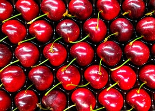 red cherry lot