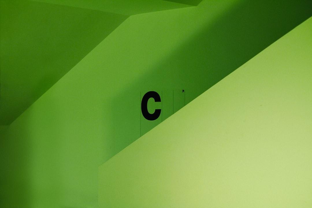 Green minimal interior