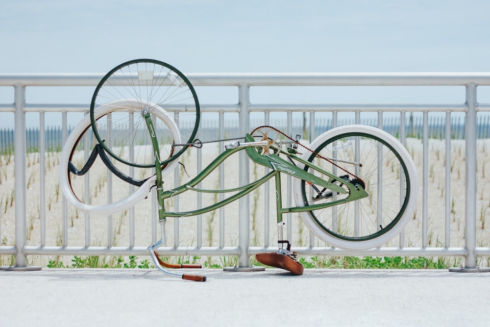 green city bicycle