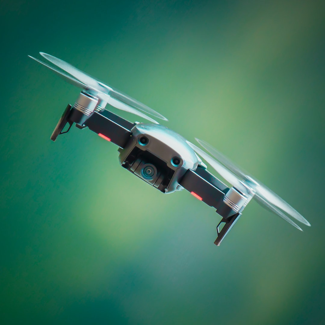 Drones in the Hospital Supply Chain