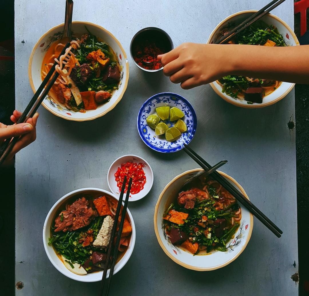 Noodle (Bún Riêu) Vietnam