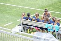 soccer bench player