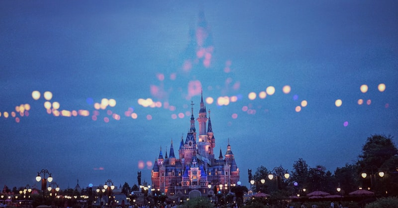 迪士尼 RobertIger Disney